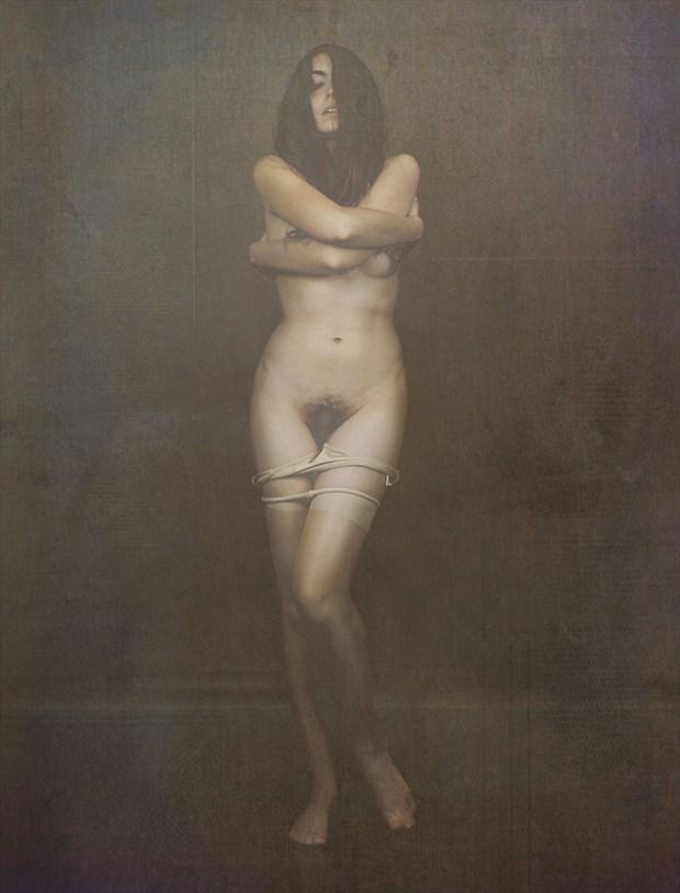 by Stephane Bienfait Artistic Nude Photo by Model Ylva