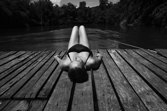 by the stream 011 sensual photo by photographer iroiseorient