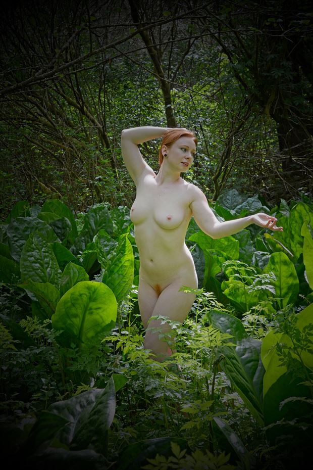 cabbage patch doll 01 artistic nude photo by photographer rare earth gallery