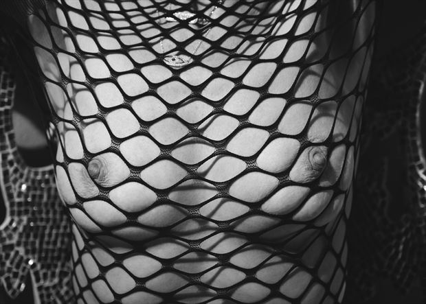 caged artistic nude photo by photographer ajharter