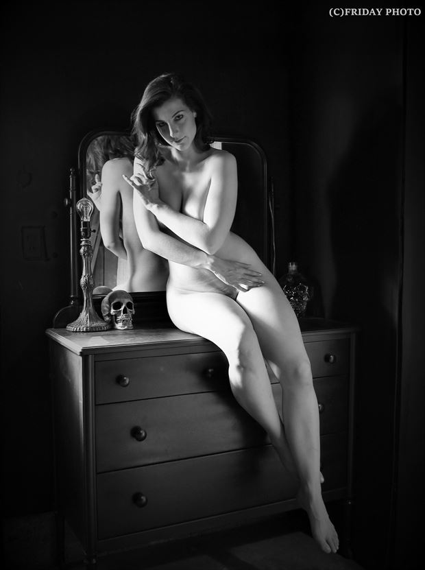 caitie artistic nude photo by photographer rob friday