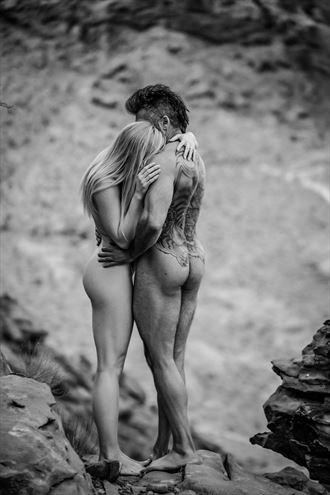 calico basin artistic nude photo by artist april alston mckay