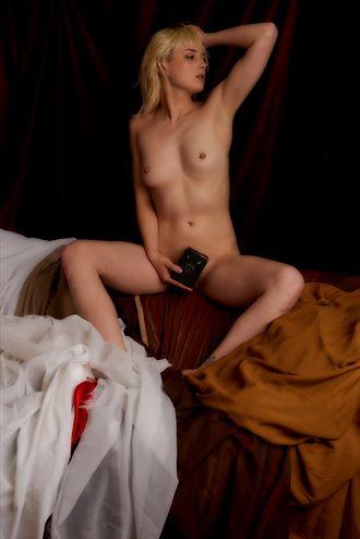 camera shy artistic nude photo by photographer tfa photography