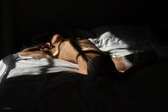can t i just stay here artistic nude photo by model erin divine
