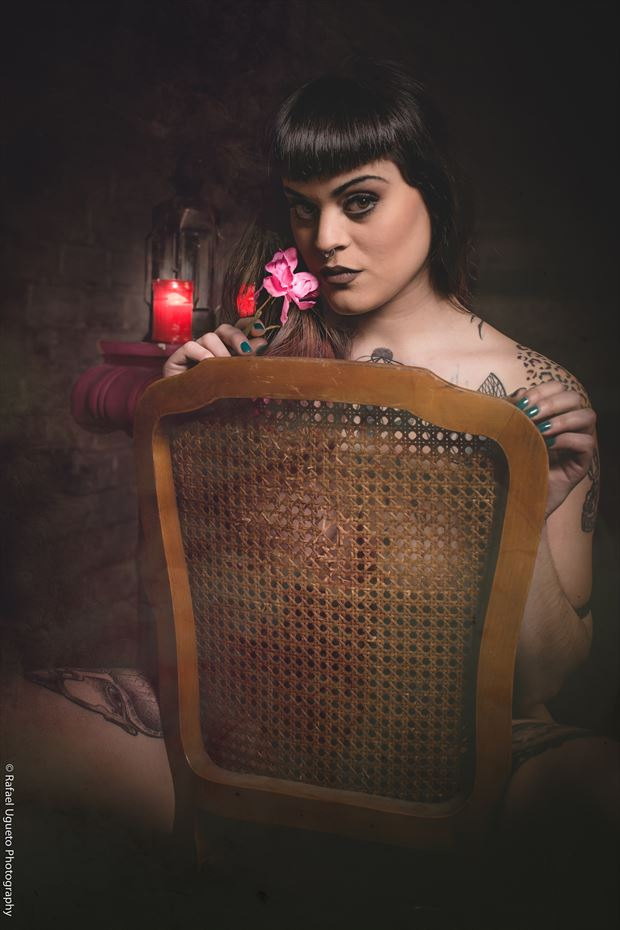 candle life sensual photo by photographer rafael ugueto photography
