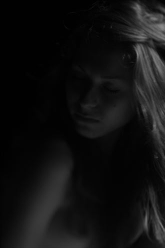 candlelight sensual photo by artist steve weiss