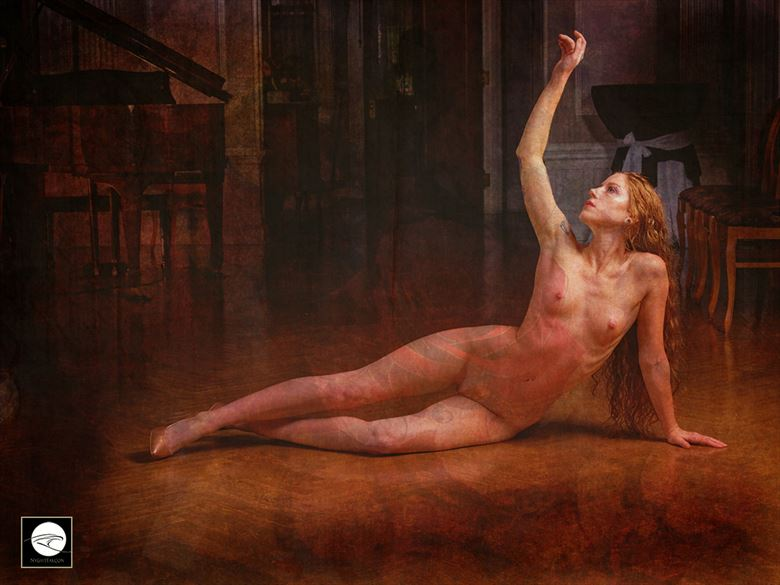 carivaggio 10 artistic nude artwork by photographer dewynter