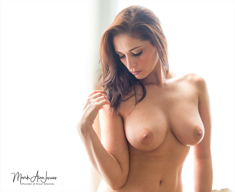 carlotta artistic nude photo by photographer mark jaress