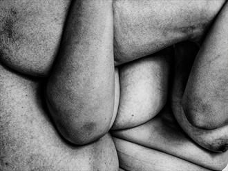 carne Artistic Nude Photo by Artist pierre fudaryl%C3%AD