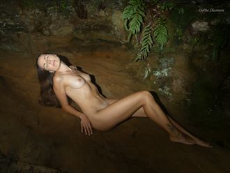 caro artistic nude photo by photographer dorne shannon