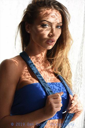 carolann at my recent workshop sensual photo by photographer dan doyle studio