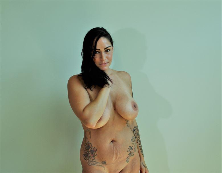 caroline artistic nude artwork by photographer enlightenedimagesnc