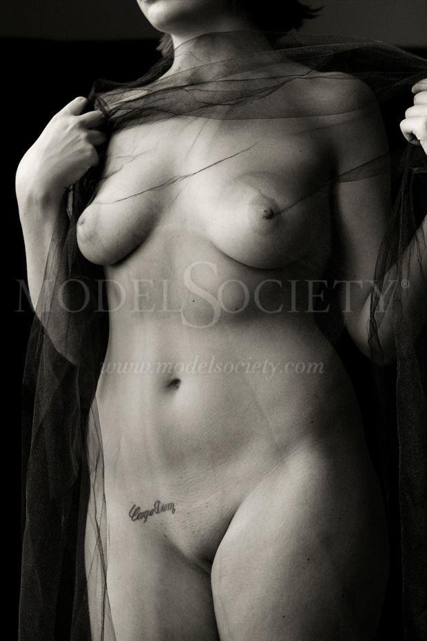 carpe diem artistic nude photo by photographer michael grace martin