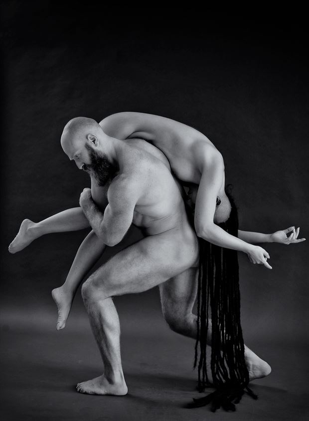 carry carry me artistic nude photo by photographer benernst