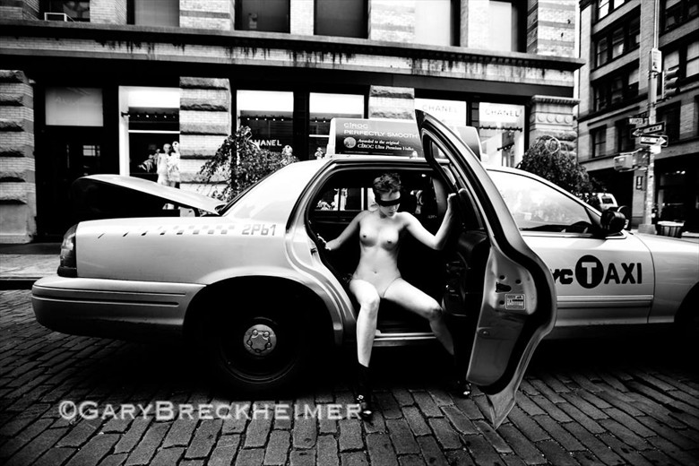 cash cab Artistic Nude Photo by Model Desalle