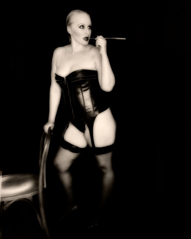 cassie in the cabaret lingerie photo by photographer erichamburg
