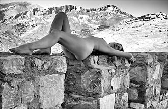 castillo de santa catalina artistic nude photo by photographer philip young
