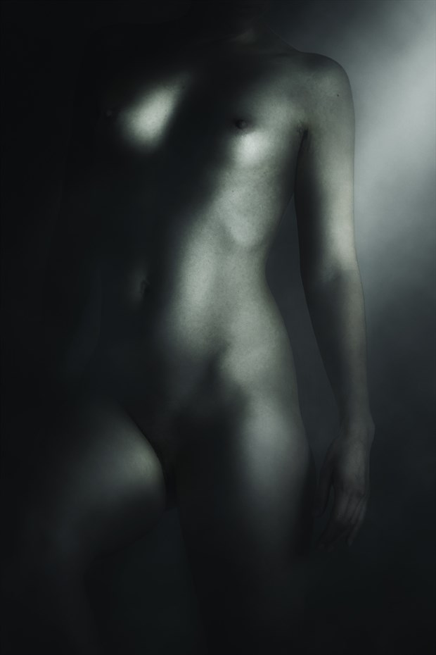 casual  Artistic Nude Artwork by Photographer Adam