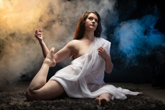 catlin smoke 3 glamour photo by photographer andrewmackay