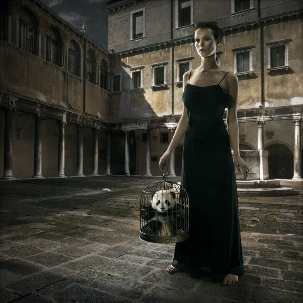 cavea Horror Artwork by Photographer felipmars