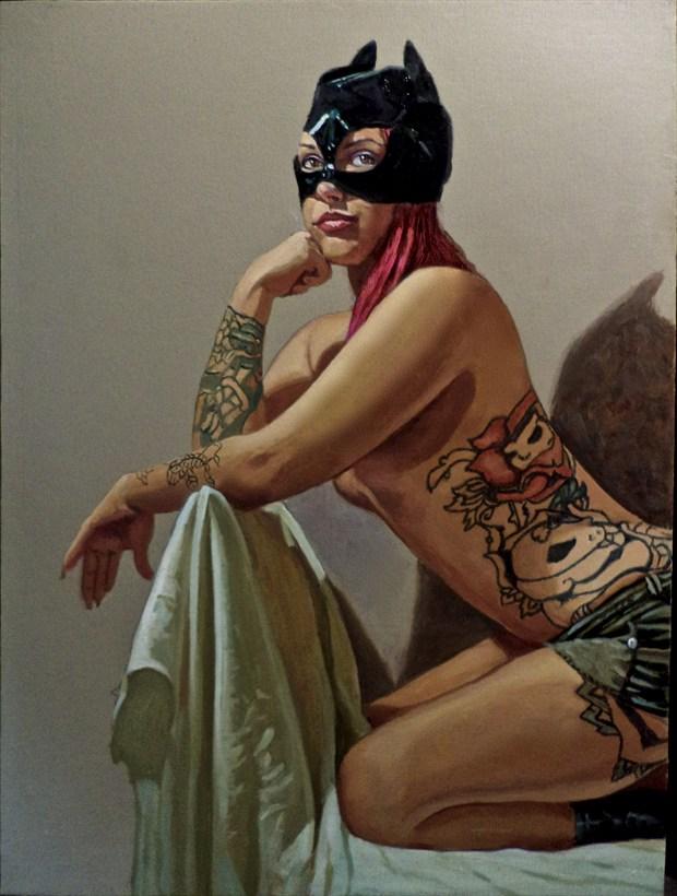 ce ce Erotic Artwork by Artist mrmike