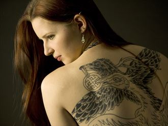 celtic beauty tattoos photo by artist figureartist