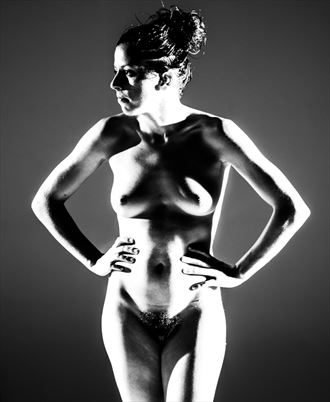 cf5 artistic nude photo by artist gustavo guinand