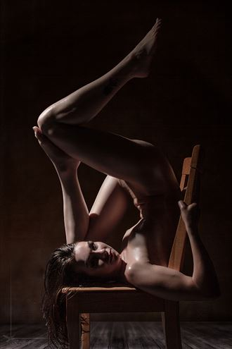 chairborne artistic nude photo by photographer kestrel