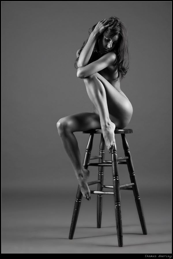 chairleader ii artistic nude photo by photographer thomas doering