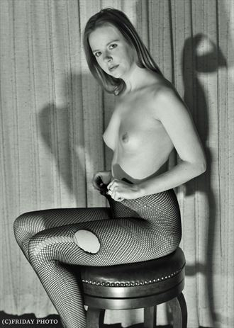 charlotte artistic nude photo by photographer rob friday