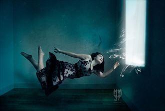 charon surreal artwork by photographer pangeo