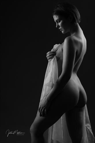 cheeky curves artistic nude artwork by photographer justin mortimer