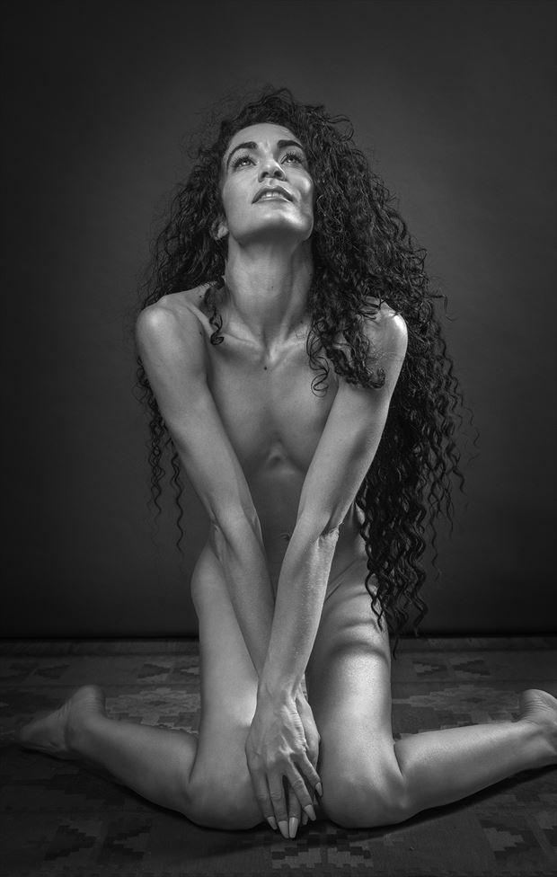 chey sensual photo by photographer dieter kaupp