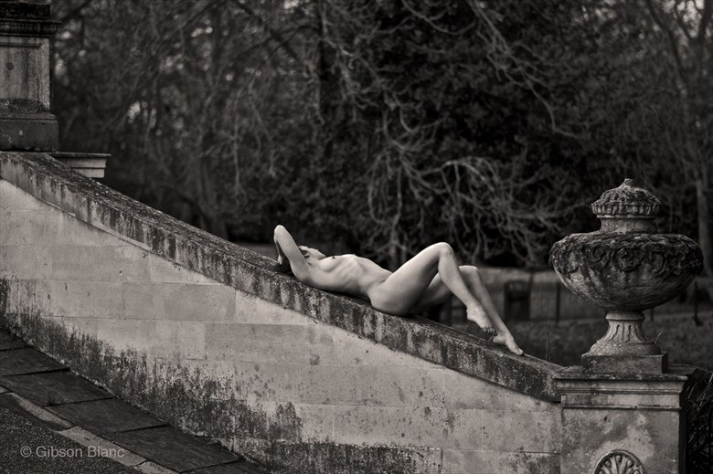chiswick park Artistic Nude Photo by Photographer Gibson