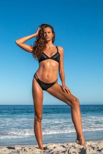 chloe at the beach bikini photo by photographer jcb