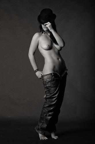 cholita artistic nude photo by photographer nobudds