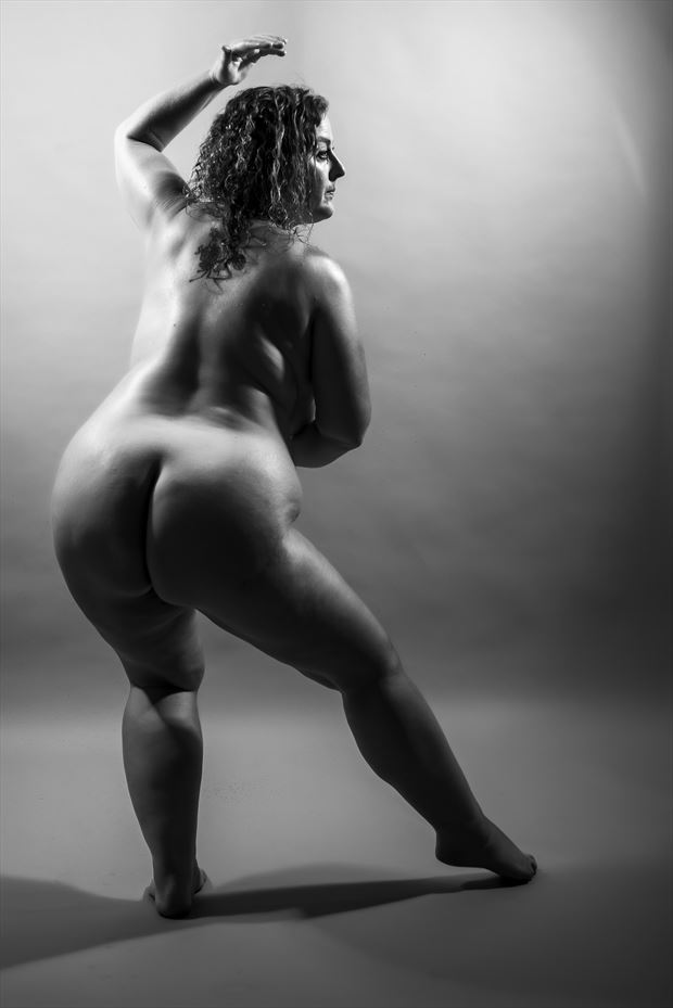 chris i artistic nude artwork by photographer positively exposed