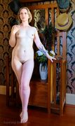 christie at home artistic nude photo by photographer aspiring imagery