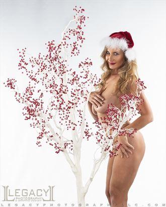 christmas eve 2020 artistic nude photo by photographer legacyphotographyllc