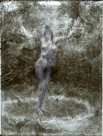 circle  Artistic Nude Artwork by Photographer EAJ photo