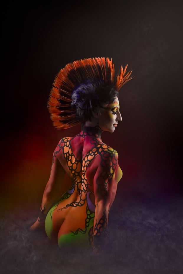 circus of dreams surreal photo by photographer paul misseghers