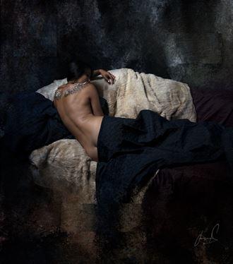 clair de lune artistic nude artwork by photographer jasonmatias
