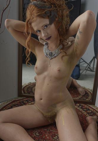 clara artistic nude photo by photographer fashionmedia