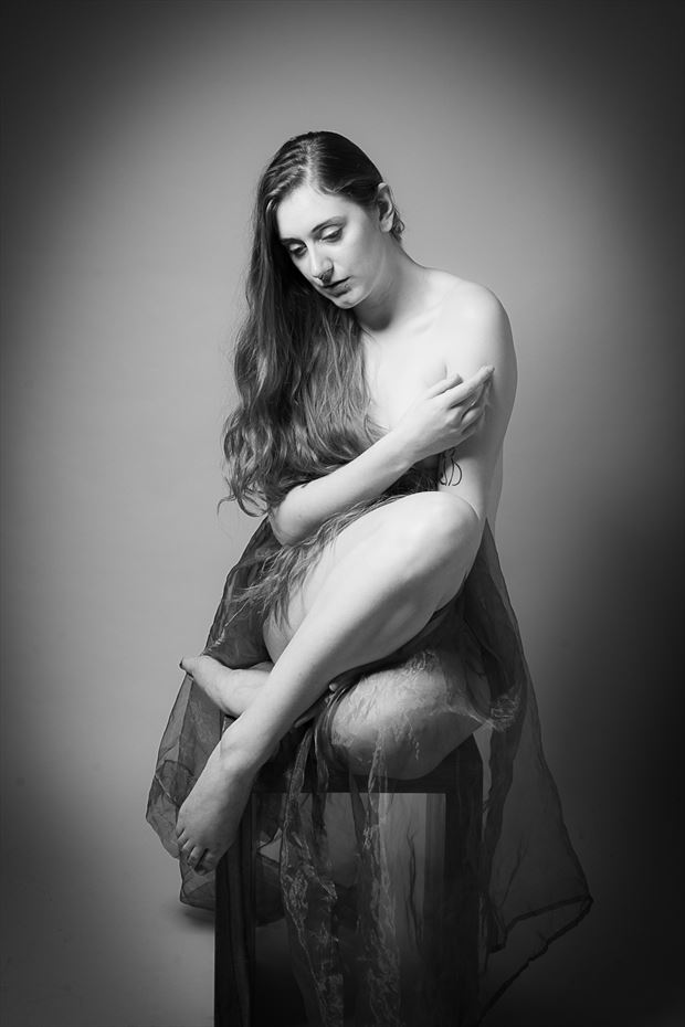 classic artistic nude photo by photographer proton