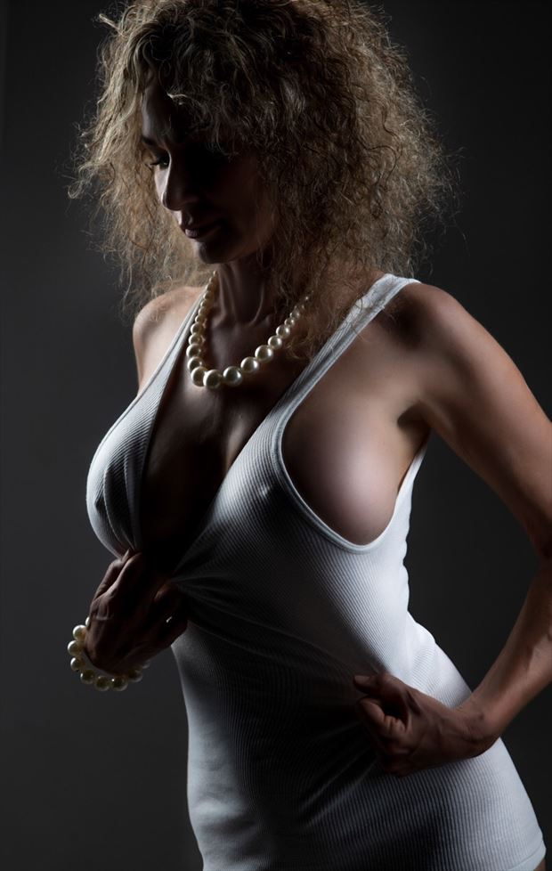 classic couture studio lighting photo by model sirsdarkstar