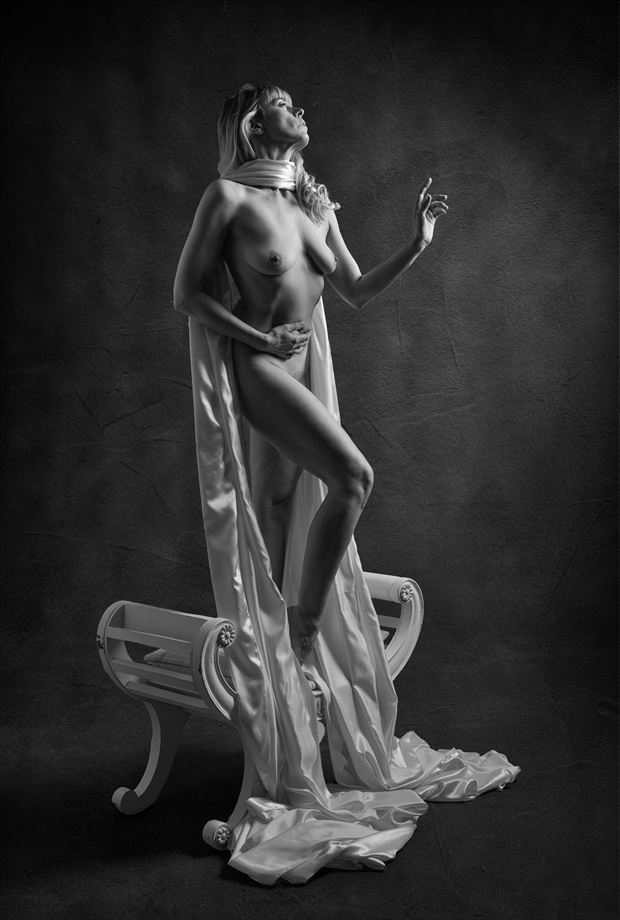 classical beauty 2 artistic nude photo by photographer colin dixon