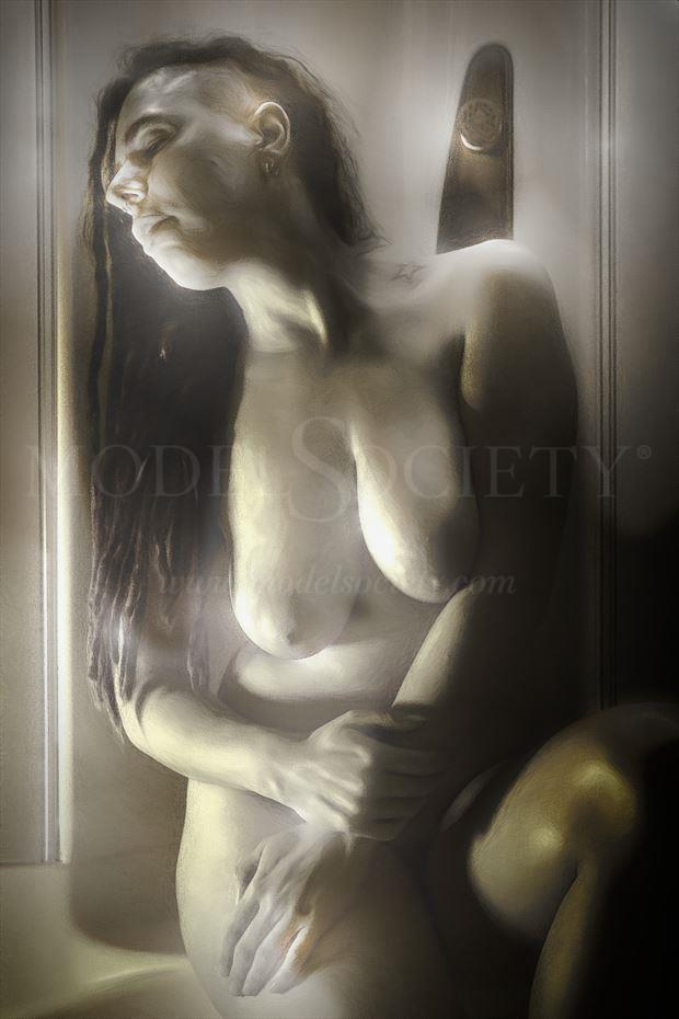 classical nude with a modern twist artistic nude artwork by photographer photorunner