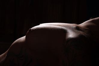 clavicle artistic nude photo by photographer mattice aaland