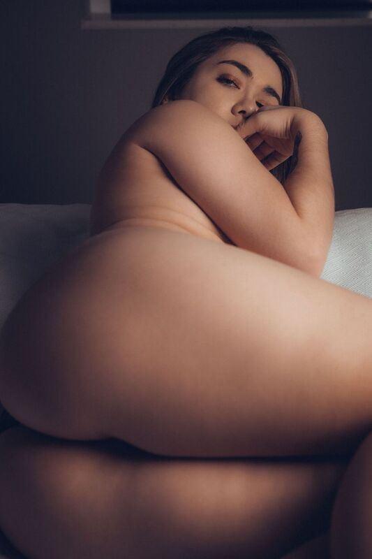 close up implied nude photo by model sara elizabeth
