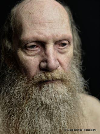 close up portrait photo by model gerardm